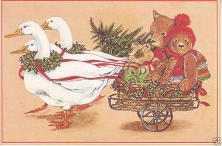 3 Goose Christmas Team