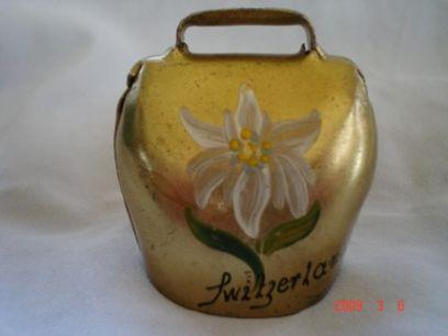 Swiss Flower Bell